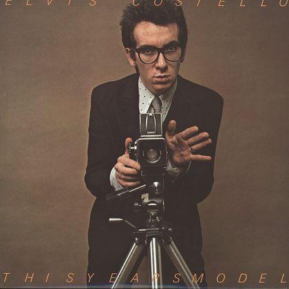#LudosSeventiesPlaatjes - Elvis Costello – Pump It Up ('This Year's Model')