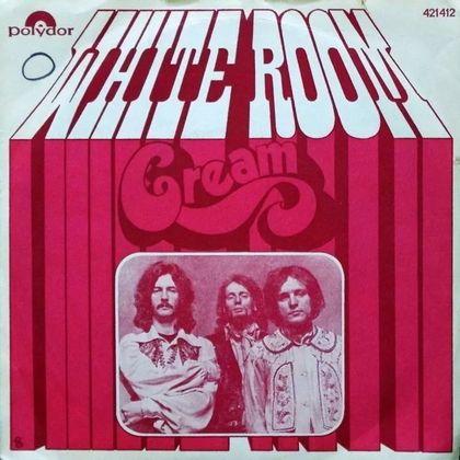 #MisterBaker - Cream - White Room (1968)
