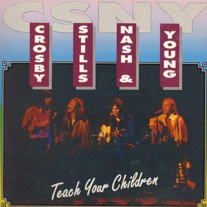 #Pedalsteel - Crosby, Stills, Nash & Young - Teach Your Children (1970)