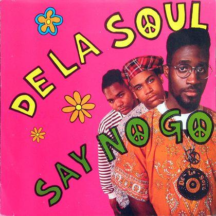 #Soulherberg - De La Soul - Say No Go (1989)