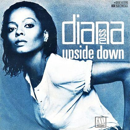 #CestDuNile - Diana Ross - Upside Down (1980)
