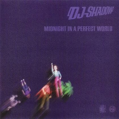 #Klokkengebeier - DJ Shadow - Midnight In A Perfect World (1996)