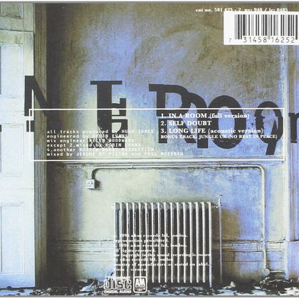 #BritpopInDeMarge - Dodgy - In A Room (1996)