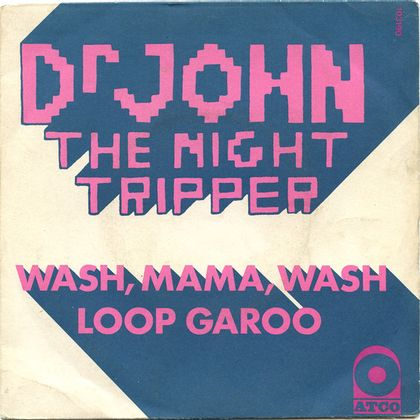 #NewOrleans - Dr. John - Loop Garoo (1970)