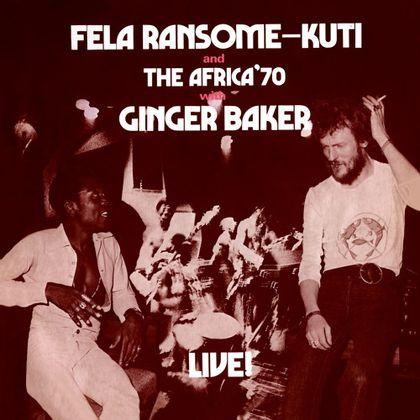 Fela Kuti & Ginger Baker - Black Man's Cry (1971)