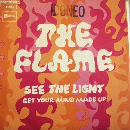 #BlondieChaplin - The Flames - See The Light (1971)