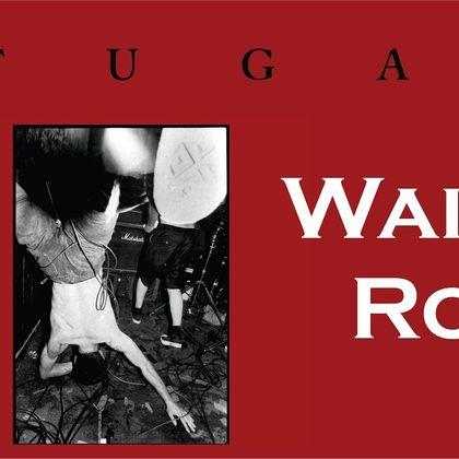 #GangOfFourSpinoffs - Fugazi - Waiting Room (1988)