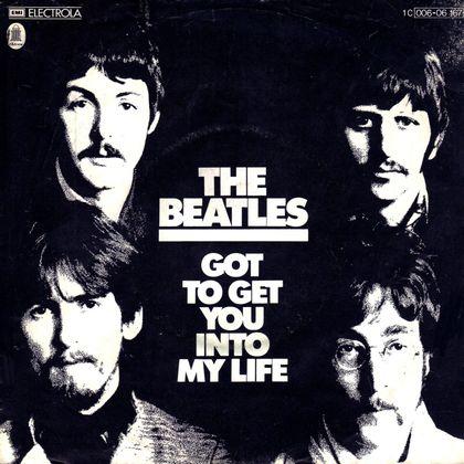 #Koperwaren - The Beatles - Got To Get You Into My Life (1966)