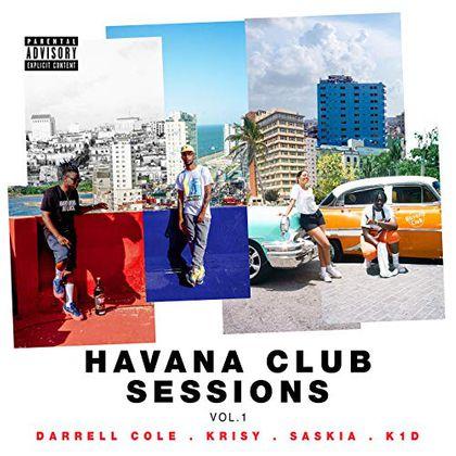 Various artists - Havana Club Sessions, Vol. 1