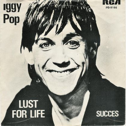 #BowieSteunt - Iggy Pop - Lust For Life (1977)