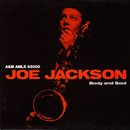 #Koperwaren - Joe Jackson - Go For It (1984)