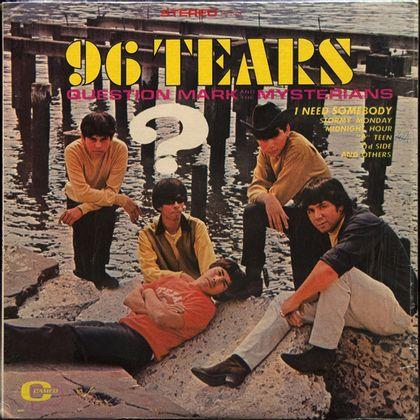 #Tranen - Question Mark & the Mysterians - 96 Tears (1966)
