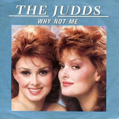 #HarmonieuzeDames - The Judds - Why Not Me (1984)