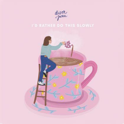 Alison Jutta - 'I'd Rather Do This Slowly'