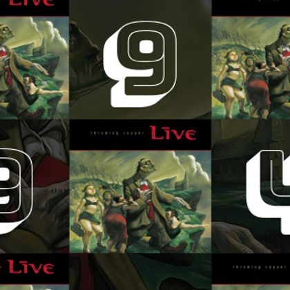 De 9 van '94: Live - Throwing Copper