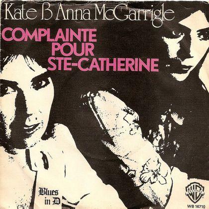 #HarmonieuzeDames - Kate & Anna McGariggle - Complainte Pour Ste Catherine