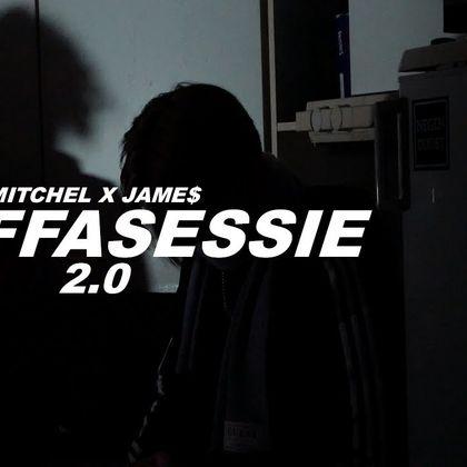 Mitchel ft. Jame$ - Skafasessie 2.0