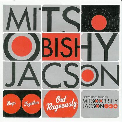 #DeKantenVanPascalDeweze - Mitsoobishy Jacson - Mitsoobishy Jacson (1999)