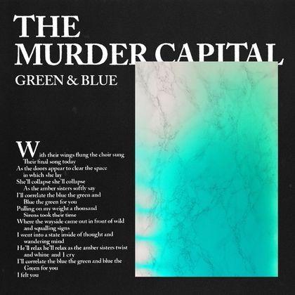 #EnjoyDivision - The Murder Capital - Green & Blue (2019)
