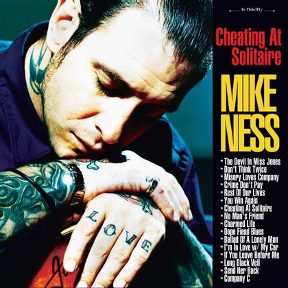 #TheBossStaatBij - Mike Ness - Misery Loves Company (1999)