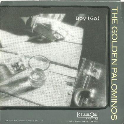 #StipeHelpt - Golden Palominos - Boy (Go) (1985)