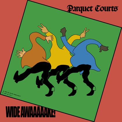 #VervelingTroef - Parquet Courts - Before The Water Gets High (2018)