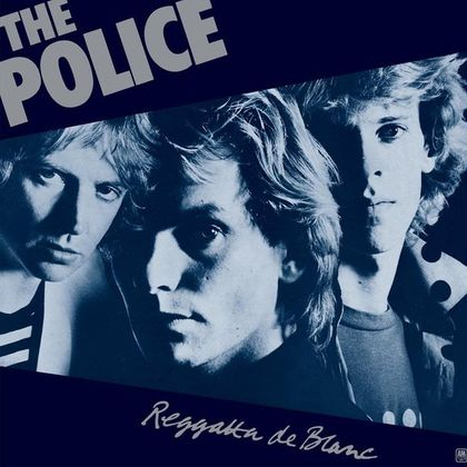 #LudosSeventiesPlaatjes - The Police - Bring On the Night (1979)