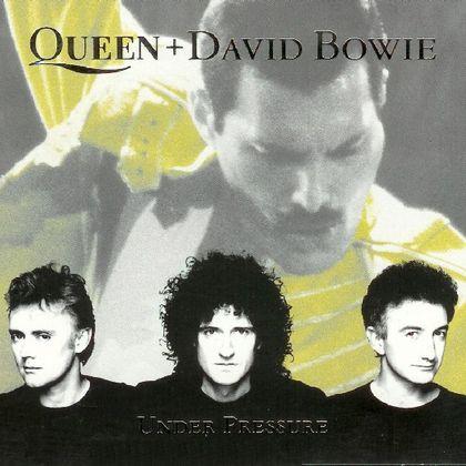 #BowieSteunt - Queen / David Bowie - Under Pressure (1981)