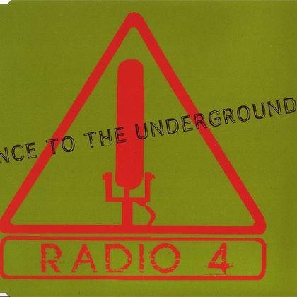 #GangOfFourSpinoffs - Radio 4 - Dance To The Underground (2002)