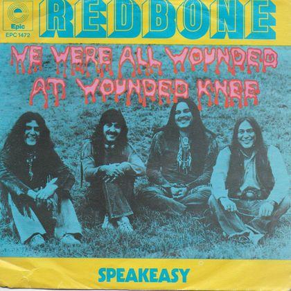 #NativeAmericans - Redbone