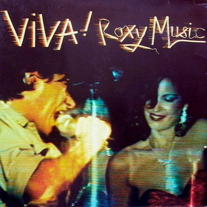 #LudosSeventiesPlaatjes - Roxy Music - Do The Strand (1976)