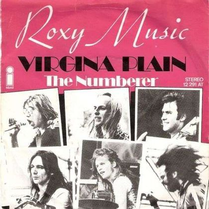 #BrianEno - Roxy Music - Virginia Plain (1972)