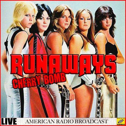 #PittigeMadammen - The Runaways - Cherry Bomb (1976)