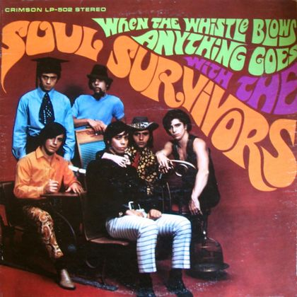 #Soulherberg - The Soul Survivors - Expressway (To Your Heart) (1967)