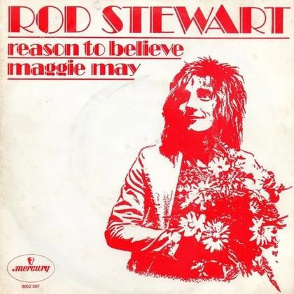 #Bkantopwaardering - Rod Stewart - Maggie May (1971)