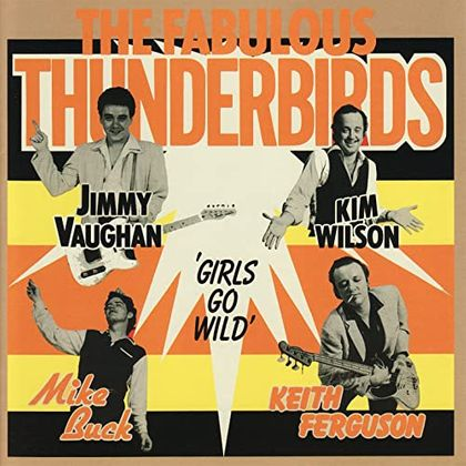 #Vaughanblues - The Fabulous Thunderbirds - Rock With Me (1980)