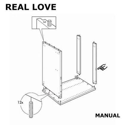Wardrobe - Real Love