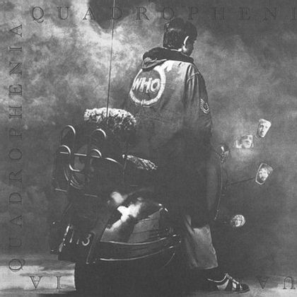 #Dubbelaars - The Who - The Real Me - 'Quadrophenia' (1973)